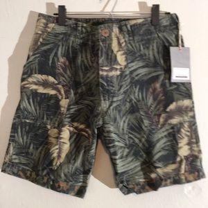 Billabong Mens Walk Shorts Hawaiian Green Size 31